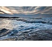 Red Bluff Beach 2 - Kalbarri Photographic Print