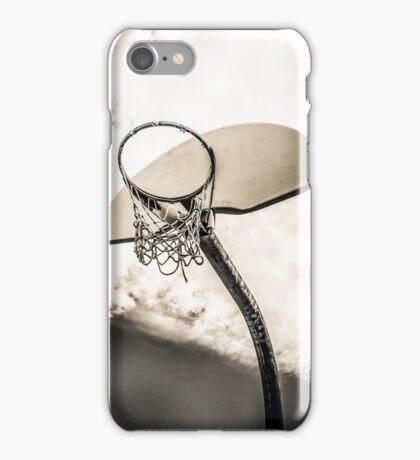 Hoop Dreams iPhone Case/Skin