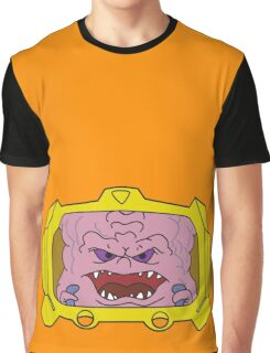 Krang Graphic T-Shirt