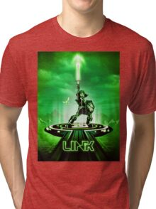 LINKTRON - Movie Poster Edition Tri-blend T-Shirt