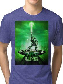 LINKTRON - Movie Poster Edition Tri-blend T-Shirt
