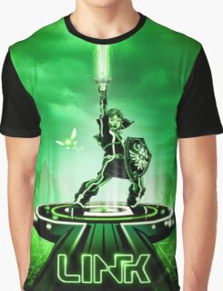 LINKTRON - Movie Poster Edition Graphic T-Shirt