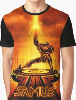 SAMTRON - Movie Poster Edition Graphic T-Shirt