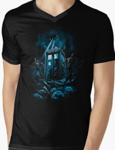 The Doctor's Judgement Mens V-Neck T-Shirt