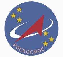 Roscosmos Fleet Patch Kids Clothes