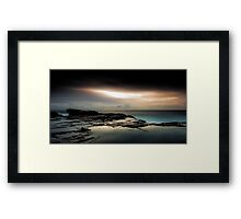 Breakthrough Framed Print