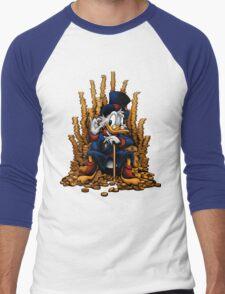 Game of Coins (Alternate) Men's Baseball ¾ T-Shirt