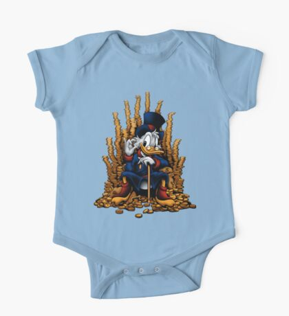 Game of Coins (Alternate) One Piece - Short Sleeve