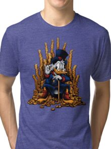 Game of Coins (Alternate) Tri-blend T-Shirt