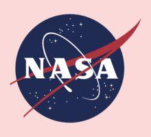 Official NASA (meatball) Logo One Piece - Short Sleeve