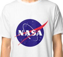 Official NASA (meatball) Logo Classic T-Shirt