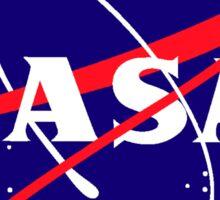 Official NASA (meatball) Logo Sticker
