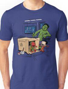 Scientific Bro-gress Goes Boink Unisex T-Shirt