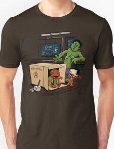 Scientific Bro-gress Goes Boink T-Shirt