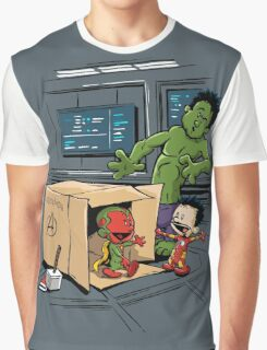 Scientific Bro-gress Goes Boink Graphic T-Shirt