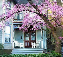 The Porch by Nadya Johnson