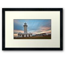 Macquarie Lighthouse Framed Print