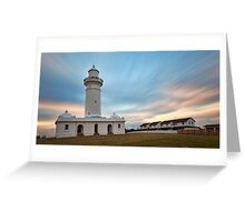 Macquarie Lighthouse Greeting Card