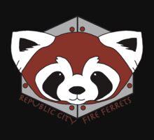 Fire Ferrets - Pro Bending League - Legend of Korra Kids Clothes