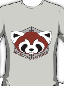 Fire Ferrets - Pro Bending League - Legend of Korra T-Shirt