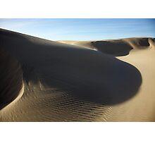 Oceano Dunes 2 Photographic Print