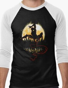 Venomous Night Men's Baseball ¾ T-Shirt