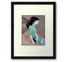 Thoughts on a Saturday Framed Print