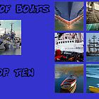 BANNER &quot;CHALLENGE A LOVE OF BOATS&quot; 27 APRIL 2012 by Guendalyn