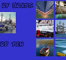 "BANNER ""CHALLENGE A LOVE OF BOATS"" 27 APRIL 2012 by Guendalyn"