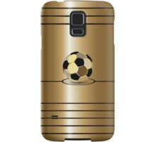 Golden Football Pitch iPod /  iPhone 5 / iPhone 4 Case  / Samsung Galaxy Cases  Samsung Galaxy Case/Skin