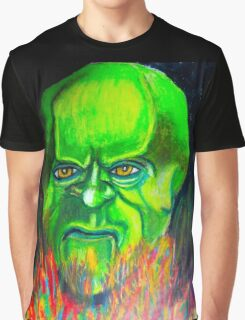 THE WIZARD, OF OZ  Graphic T-Shirt