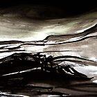 sudden darkness..... over ridge valley by banrai
