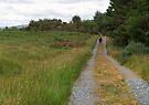 Walking in Glen Veagh by WatscapePhoto