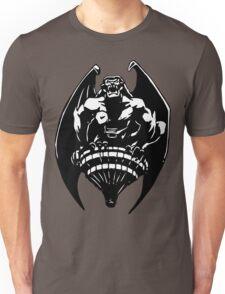 Gargoyles Goliath - Black and White  Unisex T-Shirt