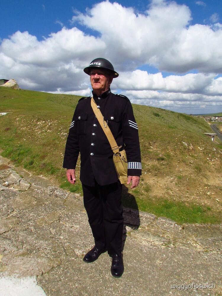 Sussex Police Uniform 1940's by wiggyofipswich