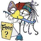 Free? by CherylTDesigns