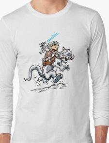 Calvin and Hoth Long Sleeve T-Shirt