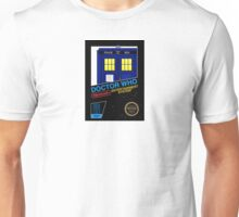 Nintendo: NES DOCTOR WHO The Game  Unisex T-Shirt