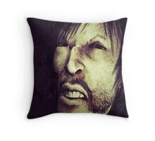 Edward Hyde - A study in Evil Throw Pillow