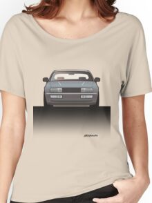 Modern Euro Icons Series VW Corrado VR6 Women's Relaxed Fit T-Shirt
