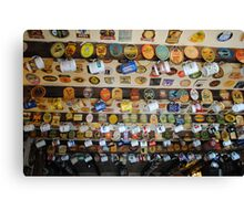 Fancy a beer Canvas Print
