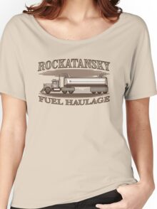 Rockatansky Fuel Haulage Women's Relaxed Fit T-Shirt