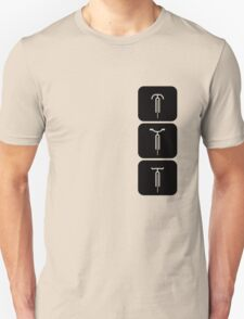 Velodrome City Icon Series no.7 Unisex T-Shirt