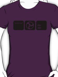 Velodrome City Icon Series no.4 T-Shirt