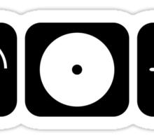 Velodrome City Icon Series no.1 Sticker