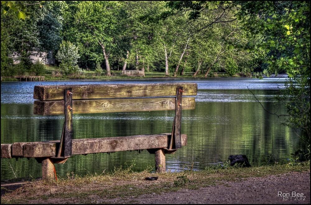 Bench by pchelptips