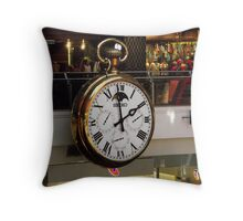 Melbourne Central Fob Watch Throw Pillow