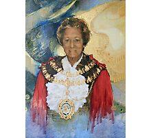 Lady Mayor Photographic Print
