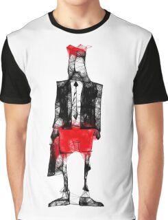 Mr Baxter succumbs to Scribbler Graphic T-Shirt