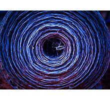 Roll of Wire Photographic Print